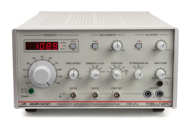 генератор АКИП-3416