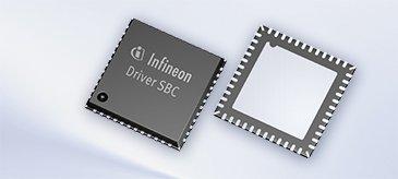 Infineon Driver SBC
