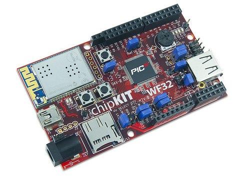 Отладочная плата Digilent chipKIT WF32