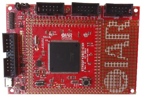 Starter Kit IAR EXP-STM32F429II-MM
