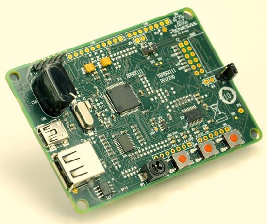 IAR KickStart Kit for Renesas RX111(KSK-YRPBRX111)