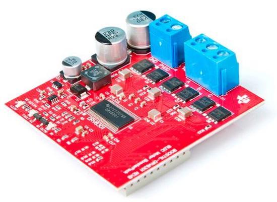 Motor Drive BoosterPack Texas Instruments BOOSTXL-DRV8301
