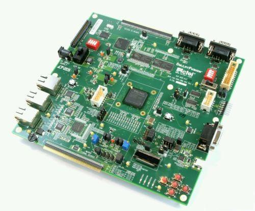 Microsemi SmartFusion Development Kit (A2F500-DEV-KIT-2)