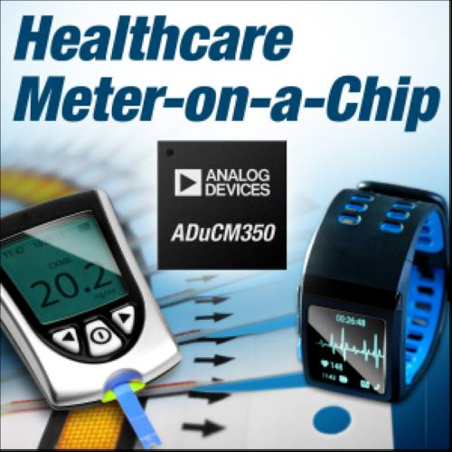 Analog Devices - ADuCM350