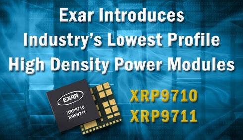 Exar - XRP9710