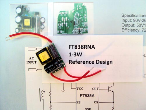 Fremont Micro Devices - FT833