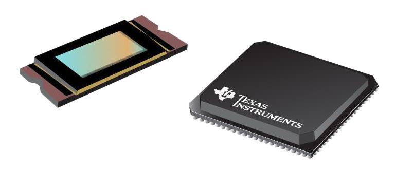 Texas Instruments - DLP4500NIR, AM3358