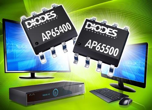 Diodes - AP65500, AP65400
