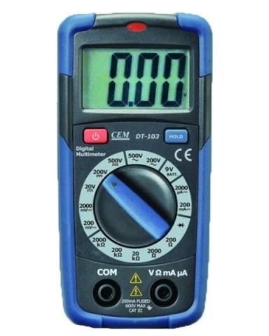 Мультиметр CEM DT-103