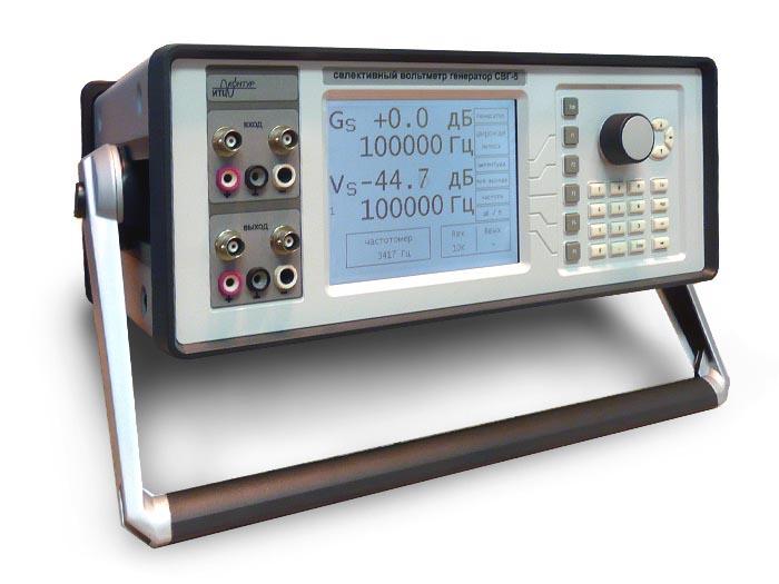 Прибор цифровой комбинированный Контур СВГ-5