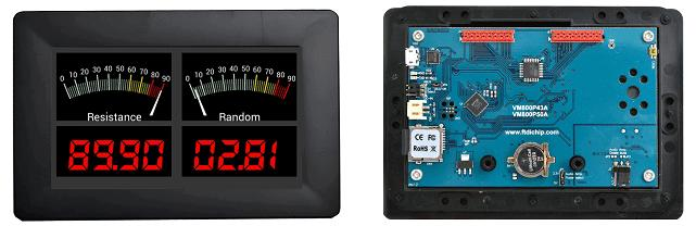 FTDI Chip launches comprehensive HMI module with EVE technology