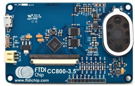 Development Module FTDI VM800C35A-N