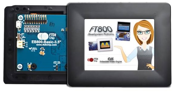 Development Module FTDI VM800B35A-BK