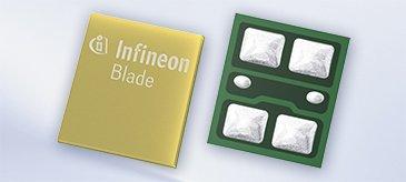 Infineon Blade 3×3