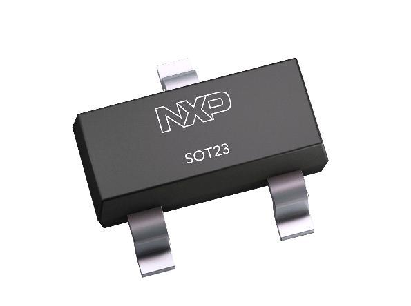 NXP extends its transistor portfolio by releasing 20 new 500 mA resistor equipped transistors (RETs) in SOT23 and SOT323 packages