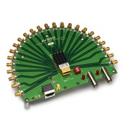 Evaluation Kit Pluggable Parallel Fiber Optic Modules from Avago Technologies