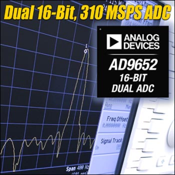 Analog Devices - AD9652
