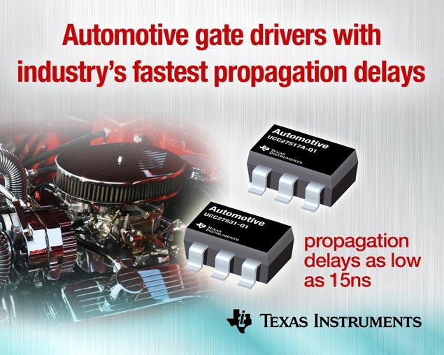 Texas Instruments - UCC275xx-Q1