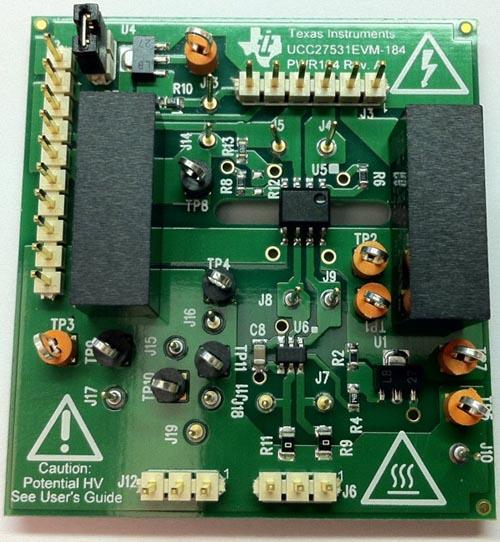 Отладочный модуль UCC27531EVM-184