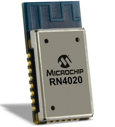 Microchip Releases the RN4020 Bluetooth Smart Module