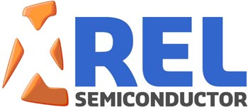 X-REL Semiconductor Logo