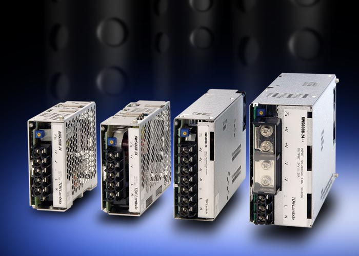 100 W to 600 W RWS-B Series of AC-DC Power Supplies