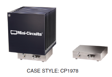 Class-A Amplifier Provides 2 W Output Power Across 700 to 2700 MHz
