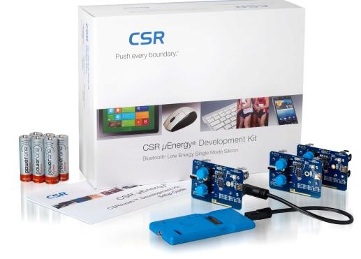 CSRmesh Development Kit (DK-CSR1010-10184-1A)