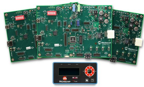 Microchip MOST50 ePhy MOST ToGo Evaluation Kit (B20004)