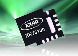 Exar's 40 V COT Controller Delivers 0.008%/V Line Regulation