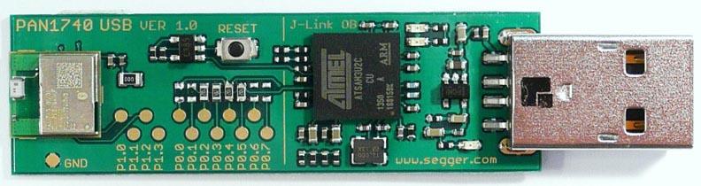 PAN1740 Series Evaluation Kit