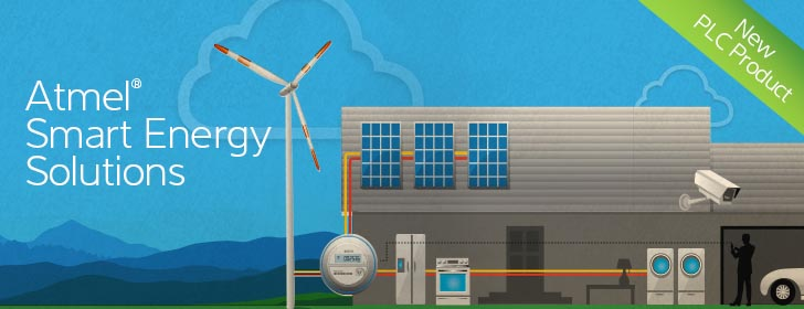 Atmel Introduces Next Generation System-on-Chip Solution for Smart Metering