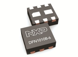 New 45 V, 100 mA general purpose double transistors in DFN1010