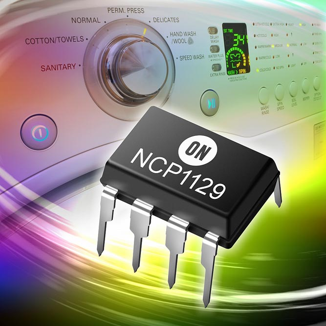ON Semiconductor Offers Integrated Switching Regulators to Enable High Efficiency Offline Power Converters for Consumer Applications