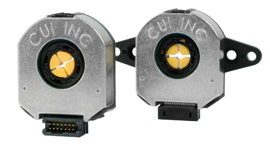 CUI Modular Encoder Delivers Industry Leading Combination of Accuracy and Rugged Performance