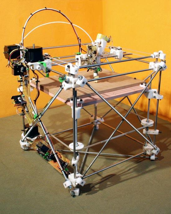 3D принтеры: фабрика на столе. Часть 1