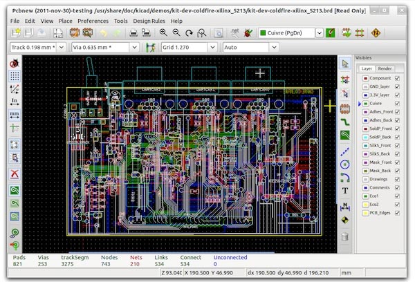 Open-source electrical engineering design tools
