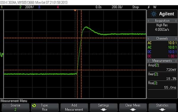 Истинно дифференциальный операционный усилитель, сделанный из логических инверторов
