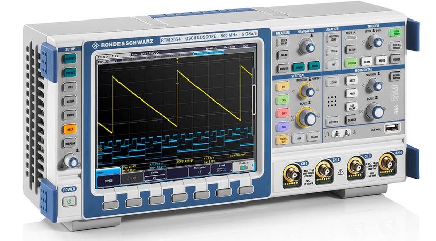 Rohde&Schwarz - RTM2054