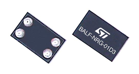 STMicroelectronics - BALF-NRG-01D3
