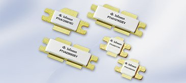 Three new 50 V LDMOS Drivers for Broadcast, Radar and Avionics Applications