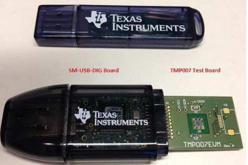 Evaluation Module Texas Instruments TMP007EVM