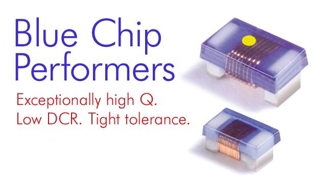 New HP families are the best all-around chip inductors Coilcraft have ever made