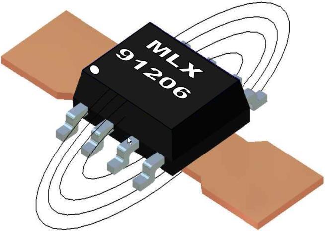 MLX91206 - Решение для средних величин тока