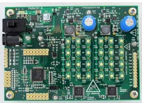 Evaluation Module Texas Instruments TPS92661EVM-001