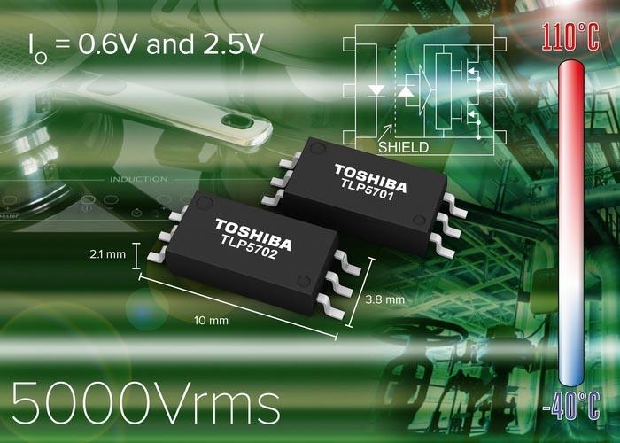 Toshiba - TLP5701, TLP5702