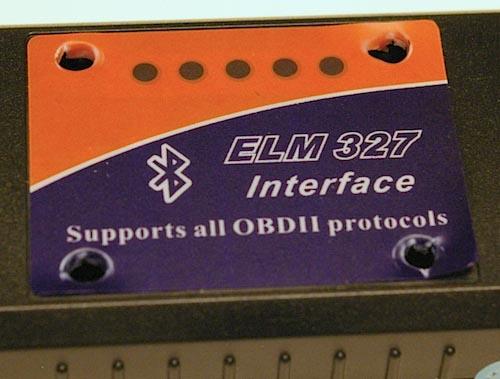 Teardown: OBD-II Bluetooth adapter