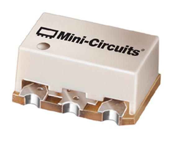 Wideband Surface Mount Limiter Covers 20 to 4000 MHz and Input Power from +10 to +37 dBm