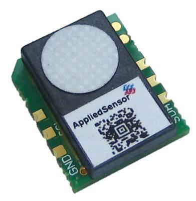 AppliedSensor iAQ-Core поможет обнаружить плохое качество воздуха в помещении