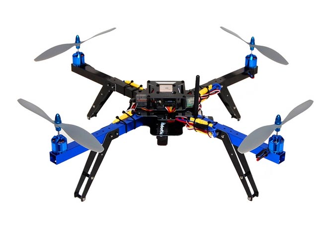Build Your Own Personal Drone